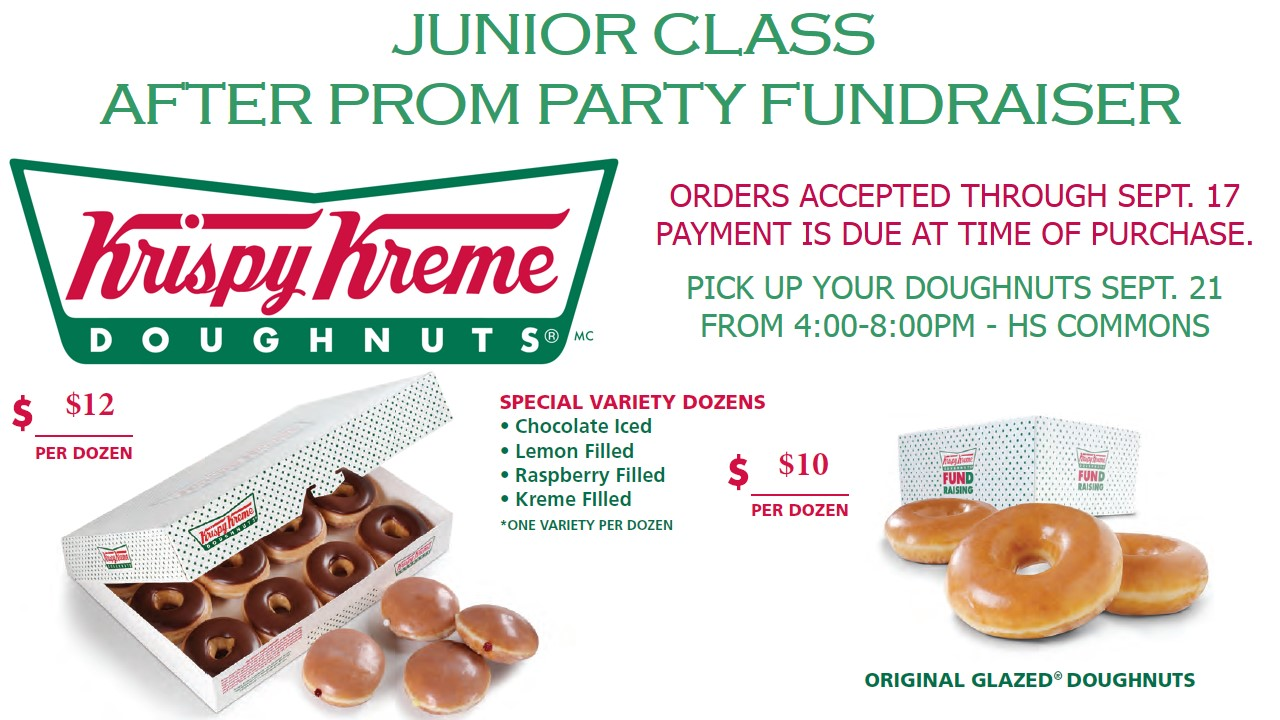 Junior Class After Prom Party Fundraiser