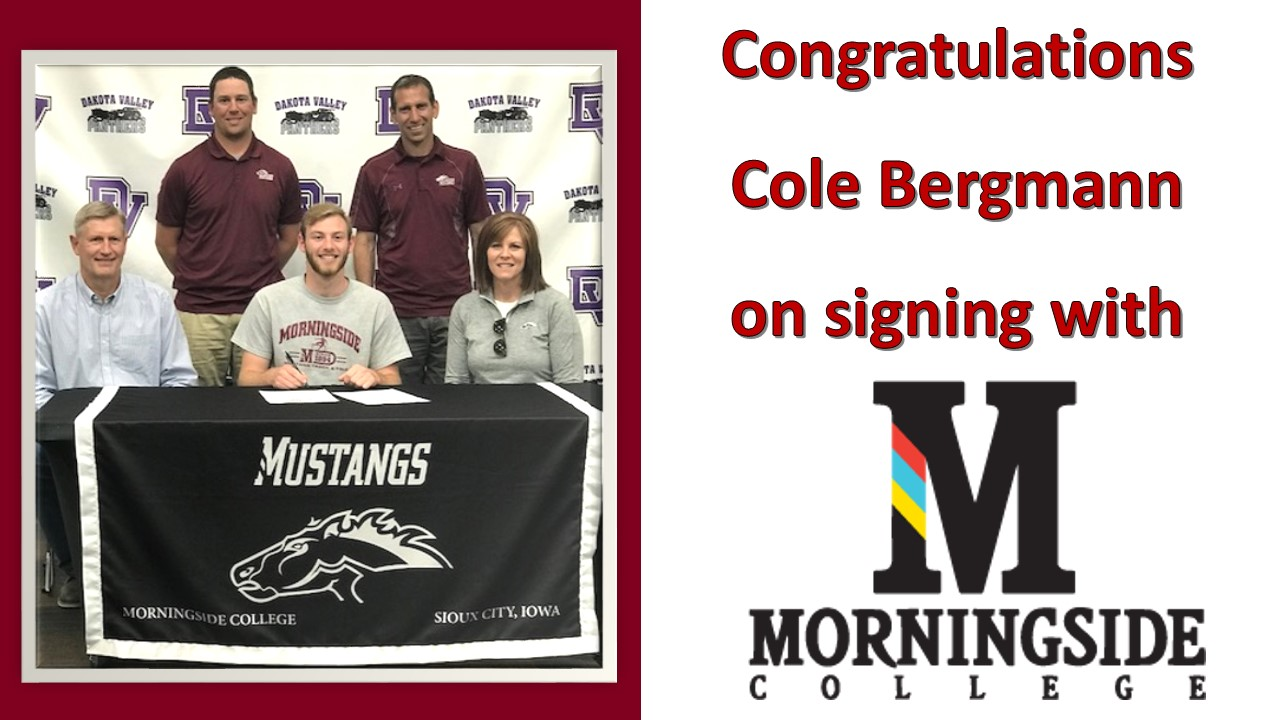 Bergmann Signs with Morningside